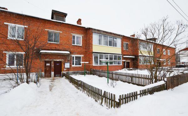 Двухкомнатная квартира в городском поселение Лотошино пос.Новолотошино, д.31